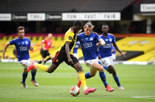 Watford Leicester