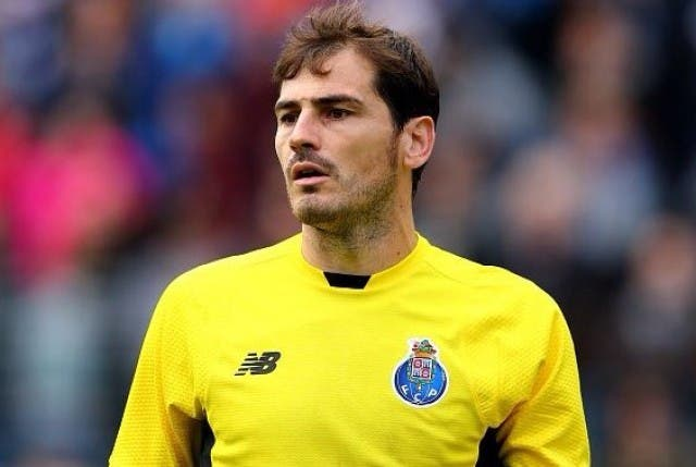 Iker Casillas Porto 2