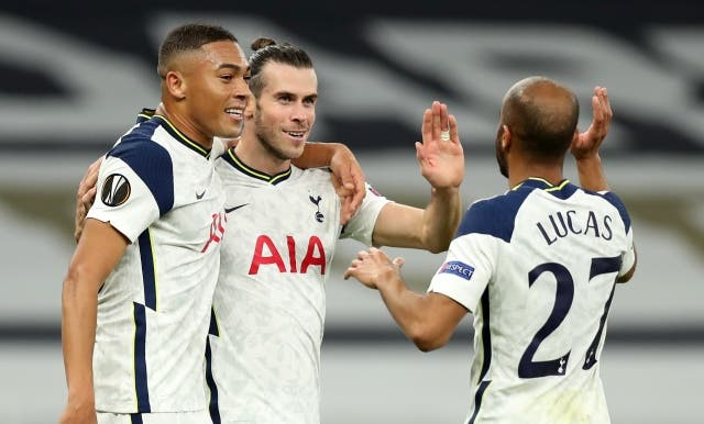 Tottenham 3