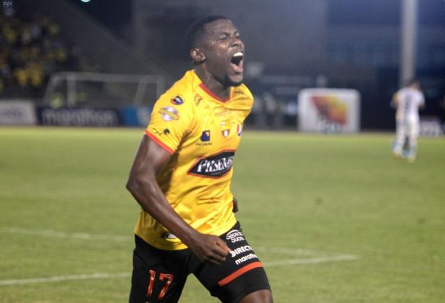 Marcos Caicedo 6