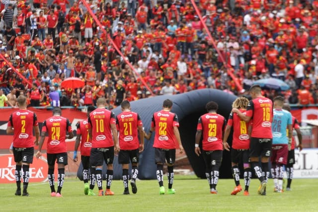 Hinchada Cuenca 3