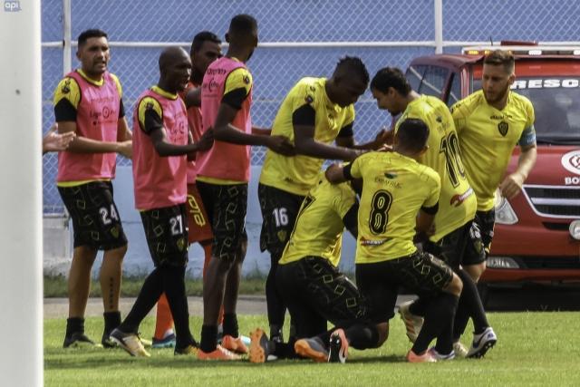 Fuerza Amarilla 3