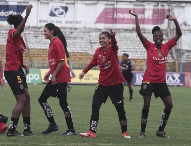 Deportivo Cuenca Femenino 2