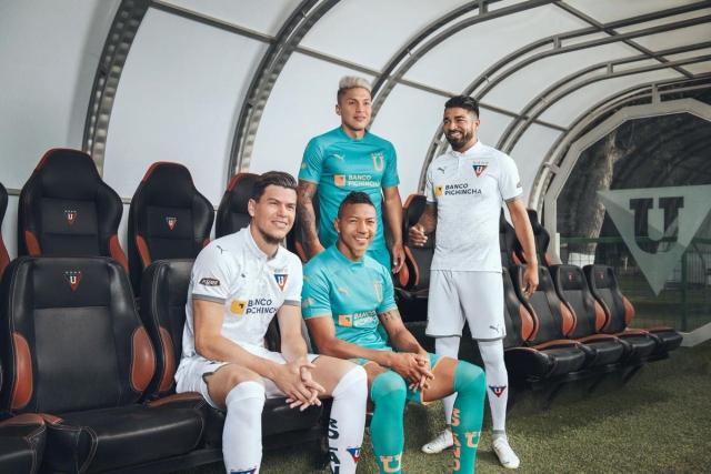Camiseta Liga 2020 1