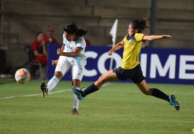 Ecuador Femenino Sub 20 2