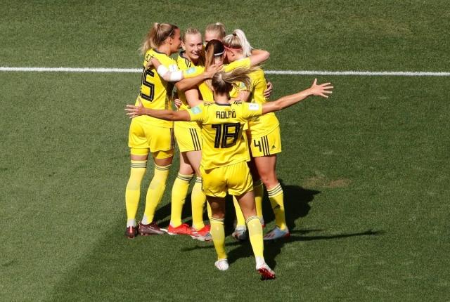Suecia femenino 2