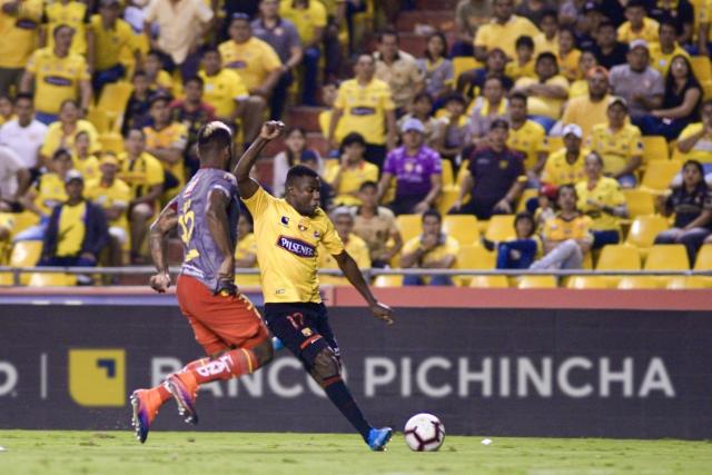Marcos Caicedo 7