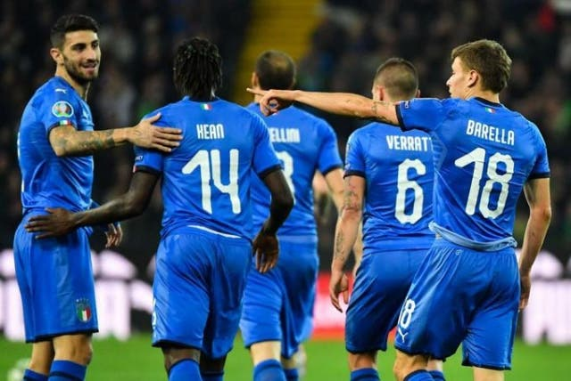 Seleccion Italia