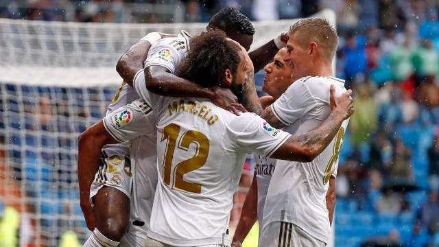 Real Madrid 5