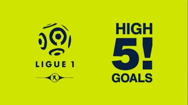 Ligue 1 Top 5