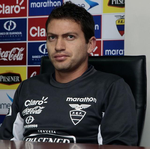 Pedro Larrea sel