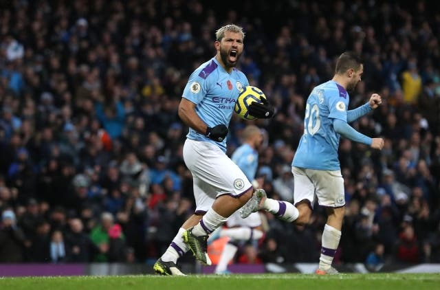 Manchester City 8