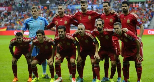 Seleccion España 2