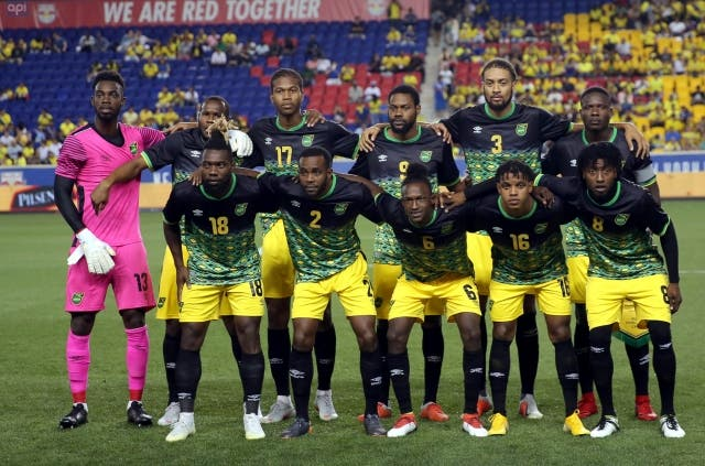 Seleccion Jamaica