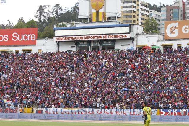 Hinchada Quito