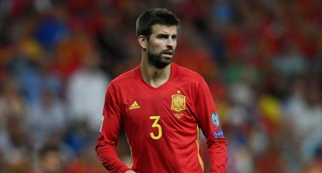 Gerard Pique España