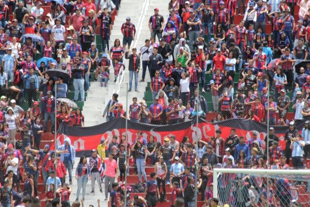 Hinchada Quito 3
