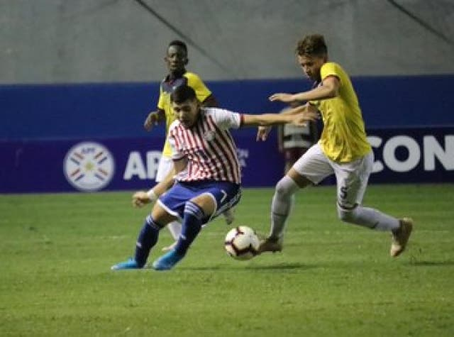 Ecuador Sub 15 02