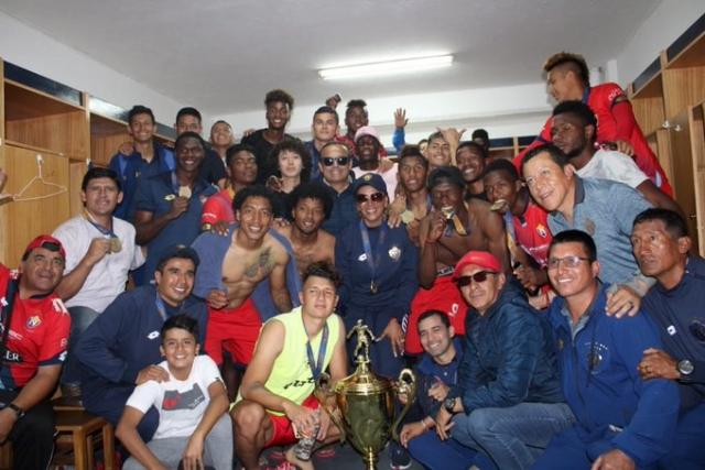 El Nacional campeon reserva