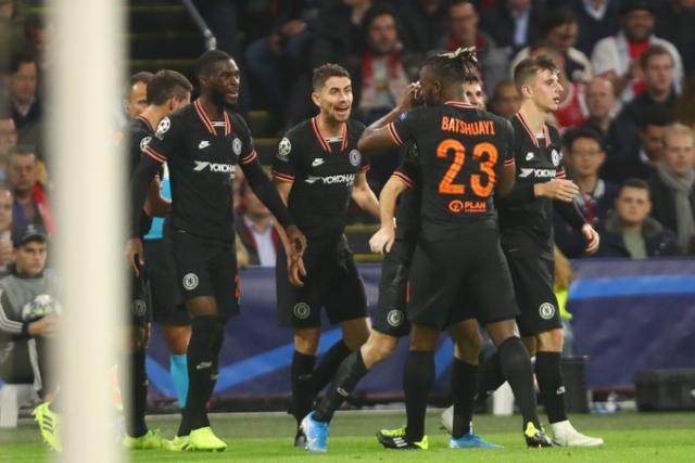 Chelsea 10