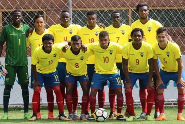 Ecuador Sub 20 2