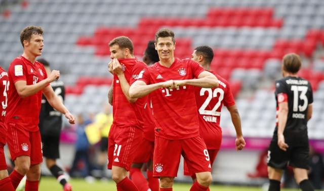 Bayern Múnich 10
