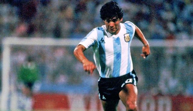 Diego Maradona 16