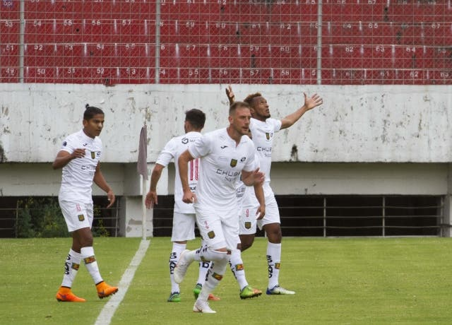Deportivo Cuenca 21