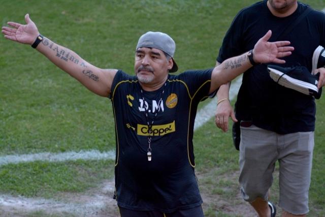 Diego Maradona 11