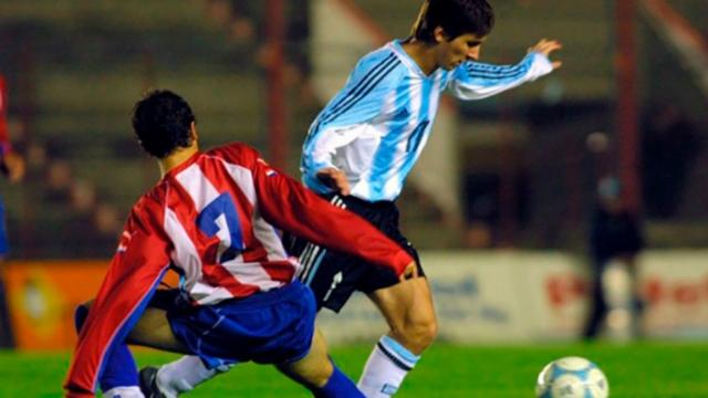 Lionel Messi Sel 7