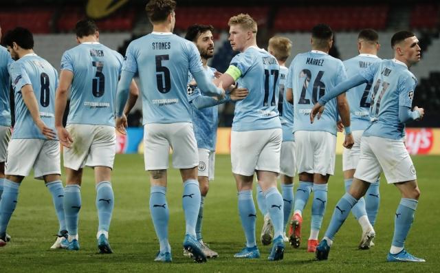 Manchester City 11