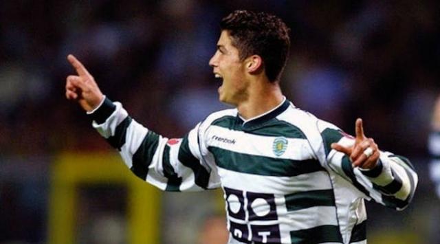 Cristiano Ronaldo 32
