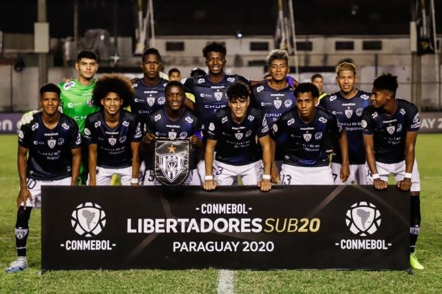 Independiente del Valle Sub 20 3