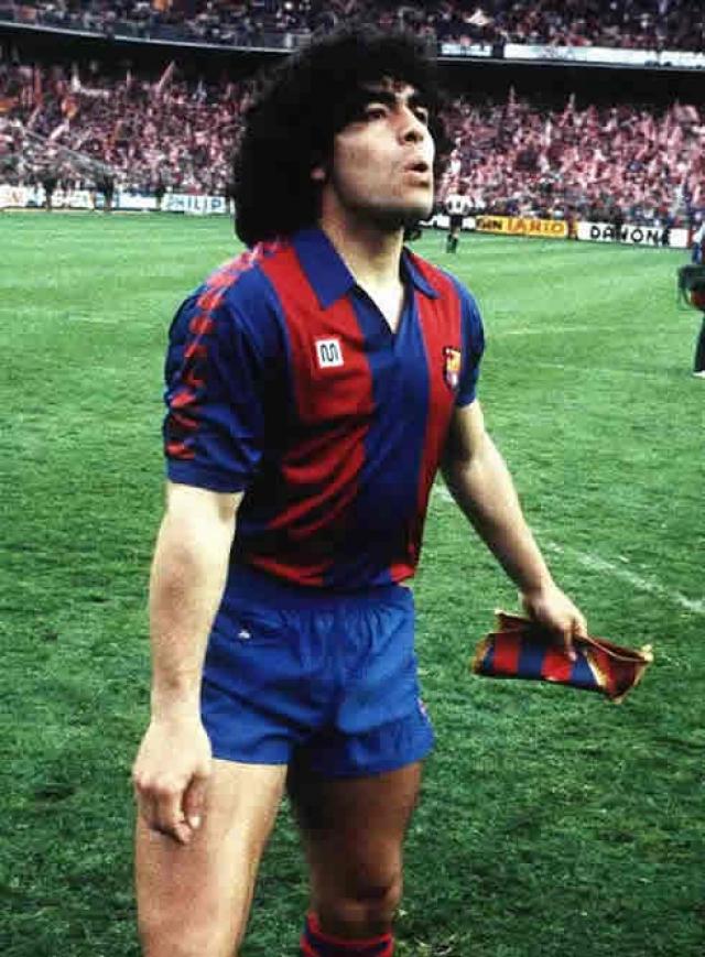 Diego Maradona 21
