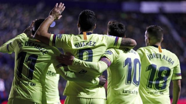 Barça 3