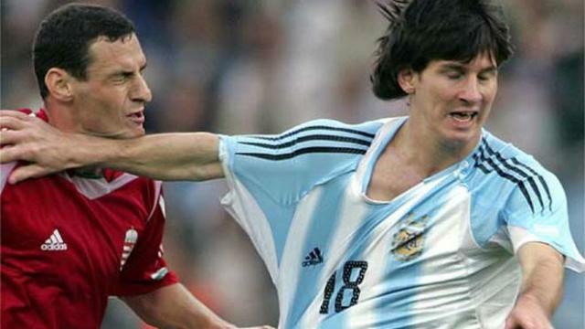 Lionel Messi Sel 12