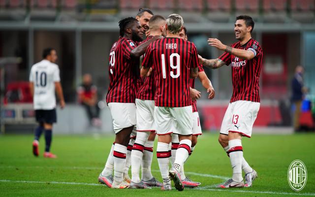 AC Milan 10