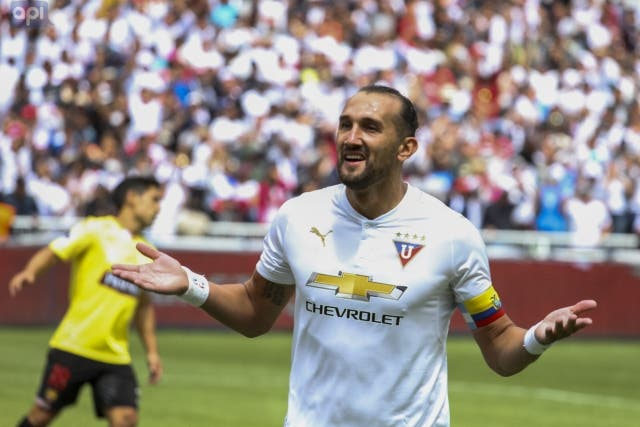 Hernán Barcos 27