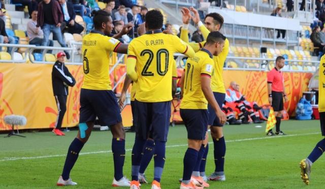 Ecuador Sub 20 3