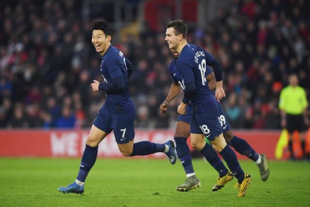 Tottenham 7