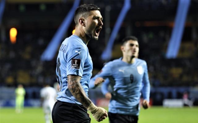 Seleccion Uruguay 2