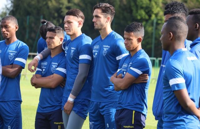 Ecuador Sub 20 11