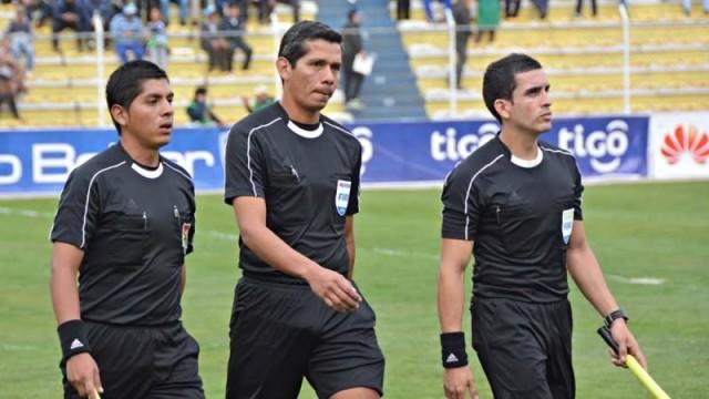 arbitro Juan Nelio Garcia