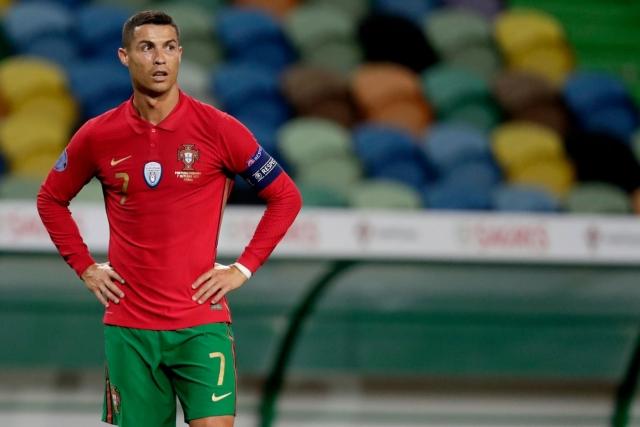 Cristiano Ronaldo 33