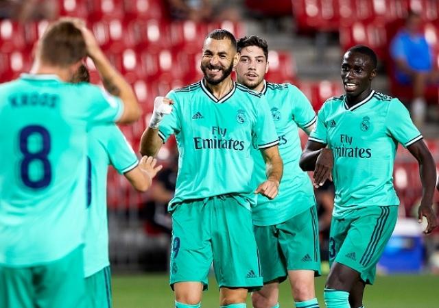 Real Madrid 11