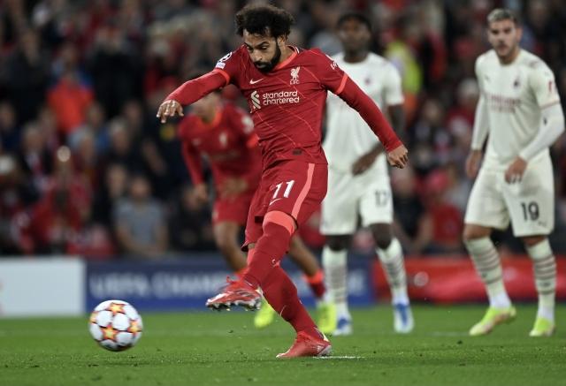 Mohamed Salah 8