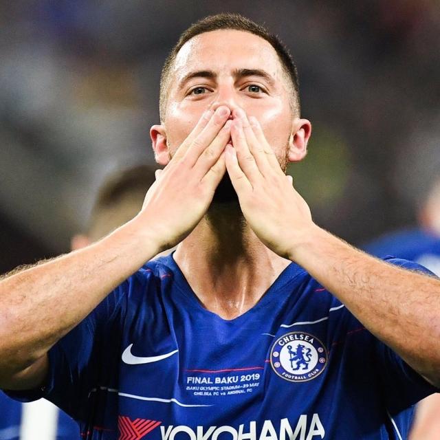 Eden Hazard 6