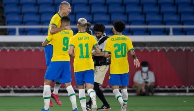 Seleccion Brasil 6
