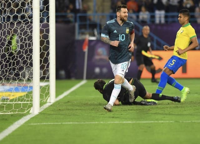 Lionel Messi Sel