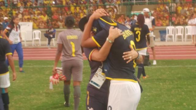 Ecuador F Sub 20 3